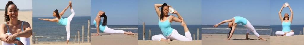 www.MANphotography.com Cathy Samé Lottin Oefentherapeut Mensendieck Yoga Waves, beach & health center Zandvoort