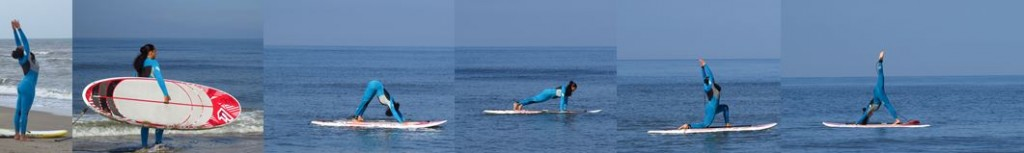 Sup Yoga Stand up paddle Cathy Samé Lottin Waves, beach & health center Natasscha de Hoop Miksang fotografie
