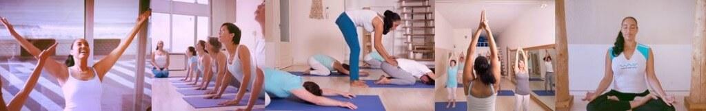 Pimfotografie yoga pilates essentrics Waves beach & health center Zandvoort Cathy Samé Lottin