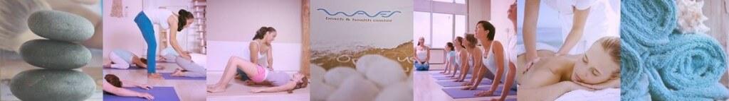 Waves beach & health center Zandvoort oefentherapie Cathy Samé Lottin