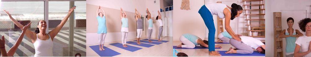 Mindbody Balance Waves, beach & health center door Cathy Samé Lottin