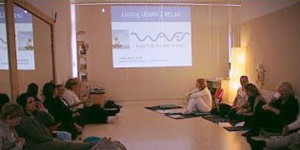 Workshop bij Waves, beach & health center 2