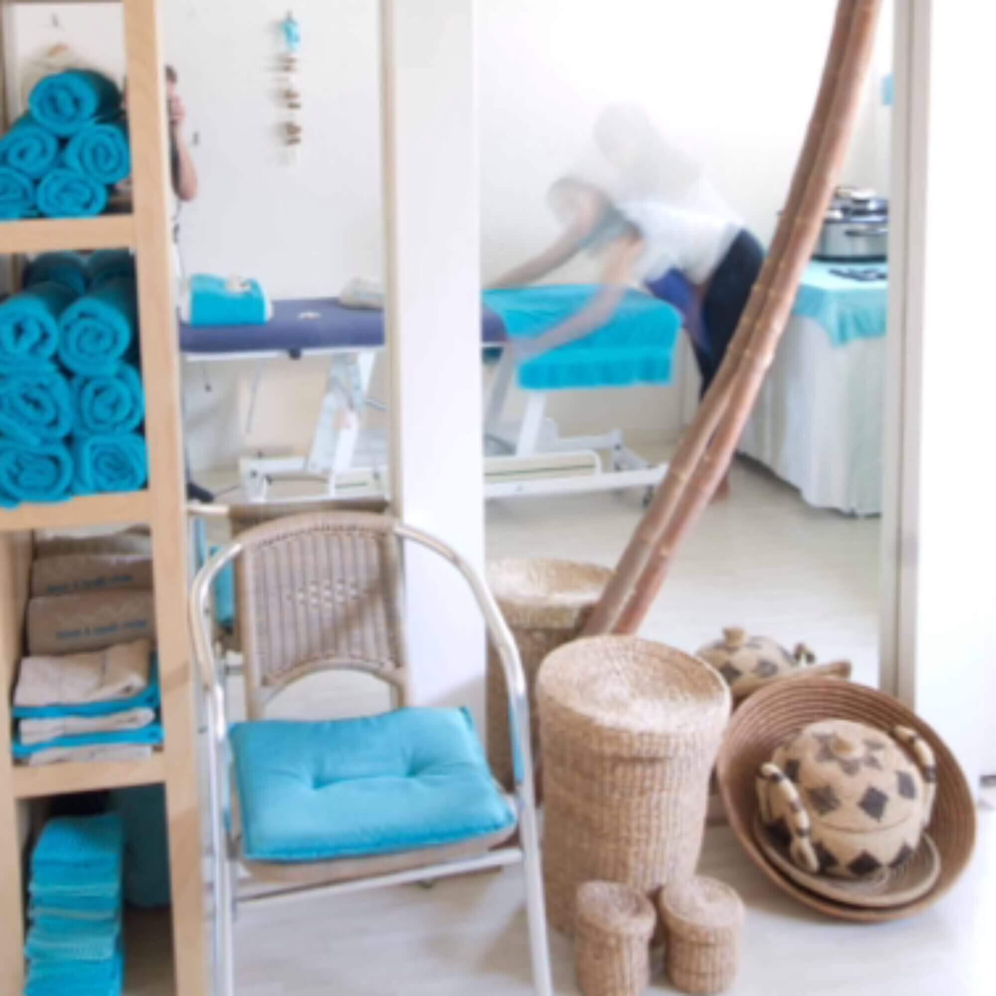 waves medical massage oefentherapie Waves, beach & health center Zandvoort Cathy Samé Lottin