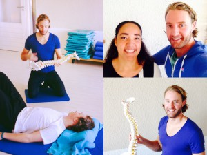 Jordi Wolkers bij Waves beach & health center