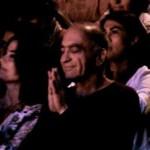 Krishna Prem portret meditating